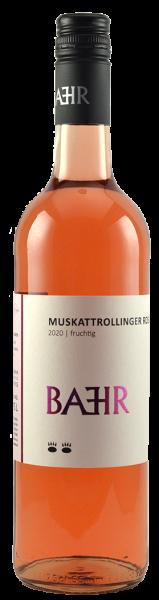 MUSKATTROLLINGER Rosé fruchtig 2020