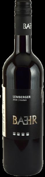 LEMBERGER trocken vom Holzfass 2018