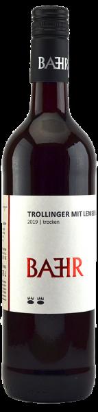 TROLLINGER mit LEMBERGER 2019