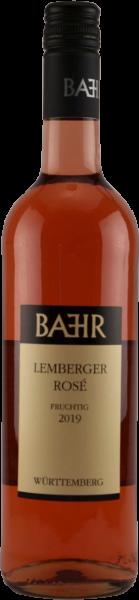 LEMBERGER Rosé fruchtig 2019