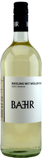 RIESLING mit Müller-Thurgau feinherb 2020