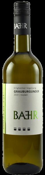 GRAUBURGUNDER Vogelsang Erligheim 2020