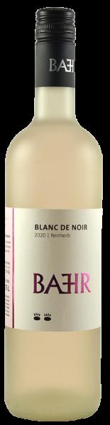BLANC DE NOIR feinherb 2020